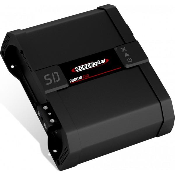SounDigital SD2000.1D EVO